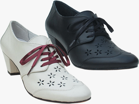 Womens range of dance shoes